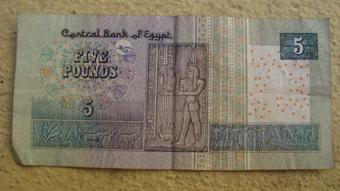 ägyptische währung kurs